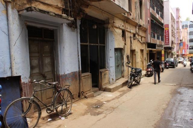 The little alleys of Cubbonpete have their secrets