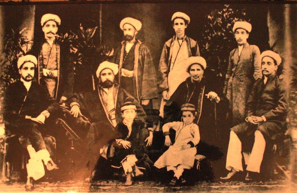 Aga Ali Asker-Quite a long journey