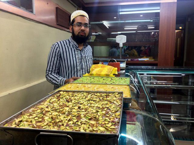 Mukaram Modi at Royal Sweets