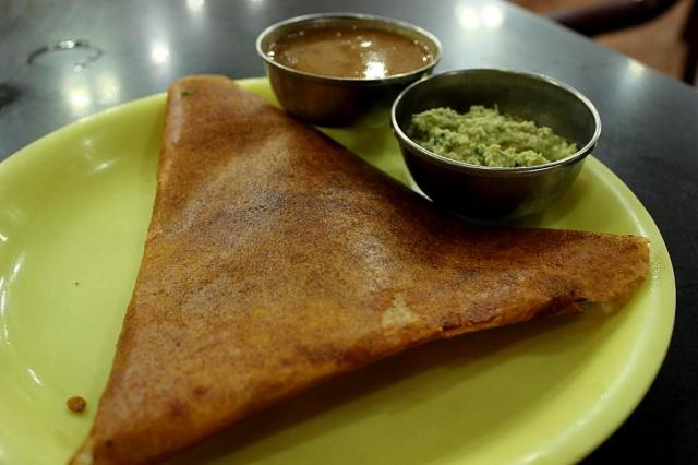 The Dosa needs no introduction.